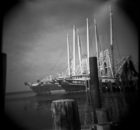 Grand Isle, Dean Blanchard's fleet